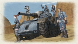A beautiful war – Valkyria Chronicles Remastered Review