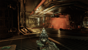 DOOM patch brings back classic gun placement, photo mode