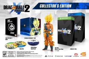 Dragonball Xenoverse 2 Pre-Orders, DLC and Special Editions announced