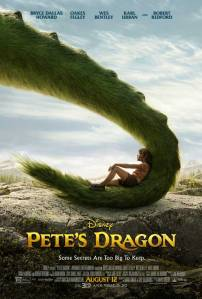 Film Review: Pete's Dragon is an improved modern upgrade of a mediocre 70s Disney flick