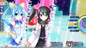 New Superdimension Neptune vs Sega Hard Girls trailer and screens release