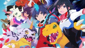 Digimon World Next Order coming to PS4 stateside