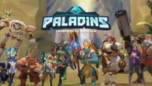 Paladins coming to Console