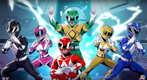 Mighty Morphin Power Rangers: Mega Battle brings the Rangers to PS4 and Xbox One