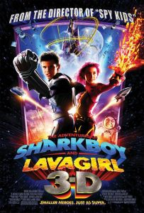 What Were They Thinking? – The Adventures of Shark Boy & Lava Girl