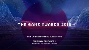 The Game Award 2016 Nominees are in