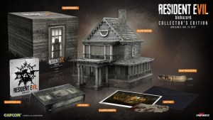 Resident Evil 7 collector edition has been announced!