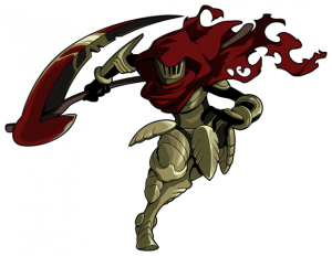 Yacht Club Games shows Specter Knight in action for the next expansion