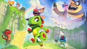 Yooka-Laylee coming out April 2017, Wii U version Cancelled