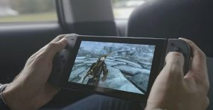 Elder Scrolls V: Skyrim officially confirmed for the Switch.