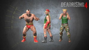 Dead Rising 4 update adds free Street Fighter outfits