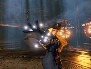 Kolin joins Street Fighter V's cast