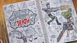 Drawn to Death slated for an April release