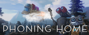 Lets embark on the great Journey Home – Phoning Home Review