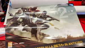 Reported Destiny 2 release date leak and Poster image