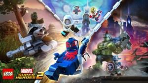 Lego Marvel Superheroes 2 announced