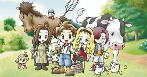 Harvest Moon is celebrating its 20th anniversary, comes to Switch and PC!
