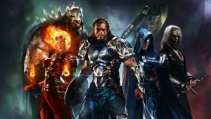Perfect World announces a Magic the Gathering MMO