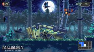 Wayforward Demasters The Mummy into a 2D platformer