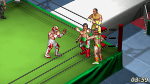 Fire Pro Wrestling World is now available via Early Access