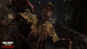 Call of Duty WWII: Nazi Zombies actually looks terrifying