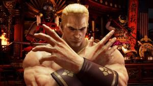 Fatal Fury's Geese Howard dominates Tekken 7