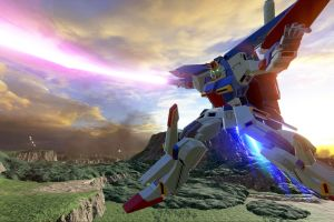 Gundam Versus Open Beta dates announced
