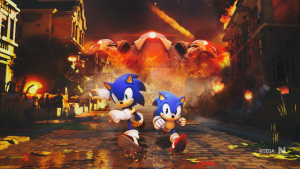 Sonic Forces finds a reason for Hoobastank