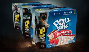 Activision partners up with Rockstar and Pop-Tarts for Destiny 2