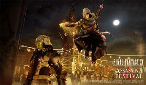 Final Fantasy XV August update live – Assassin's Festival starts
