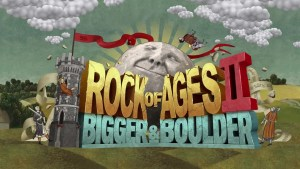 Throw a Boulder at them! – Rock of Ages 2