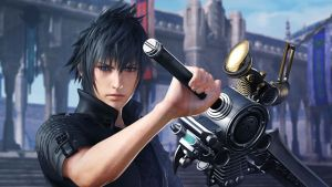 Final Fantasy XV's Noctis joints Dissidia NT.