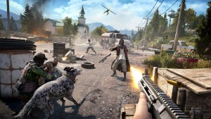 Hire your Friends in Far Cry 5's Online Co-Op.
