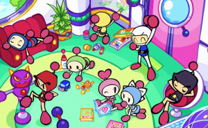 Super Bomberman R adds new characters and modes