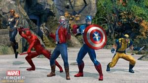 Disney shutting down Marvel Heroes.