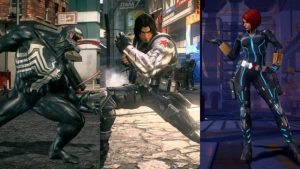 Black Widow, Venom and Winter Soldier join Marvel Vs Capcom Infinite