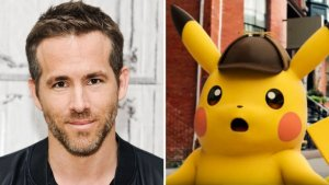 Ryan Reynolds to voice Pikachu in live-action Detective Pikachu movie