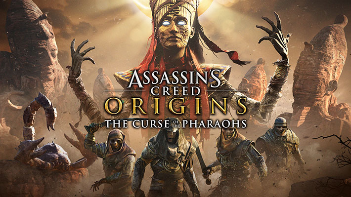 Assassin S Creed Curse Of The Pharaohs Dlc Dated Game It All