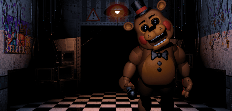 Five Nights At Toy Freddy S 4 Gamejolt | Wajigame co