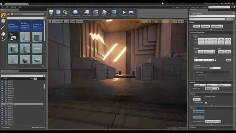 UE4 Game Launcher (Unreal Engine)