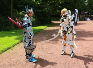 Xenoblade Chronicles cosplay photo credit: Maxstew 7's Cosplay Photography via Flickr