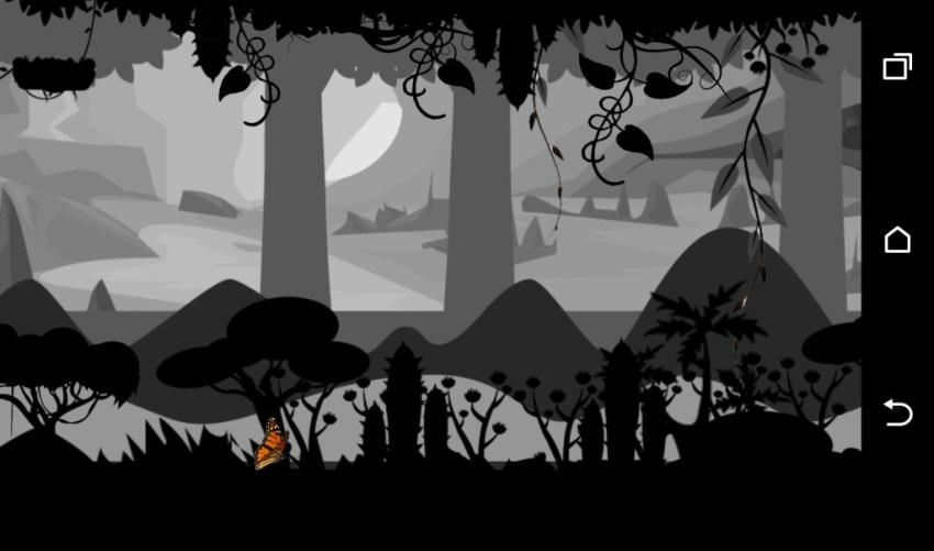 Samurai Butterfly for Android and iOS devices