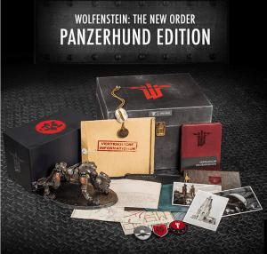 Wolfenstein: The New Order, Panzerhund Edition