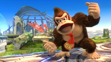 Donkey Kong is here!