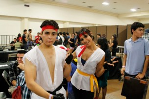 Ryu y Yuri