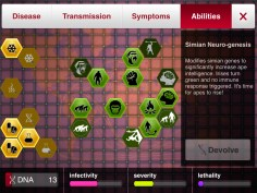 Abilities-screen