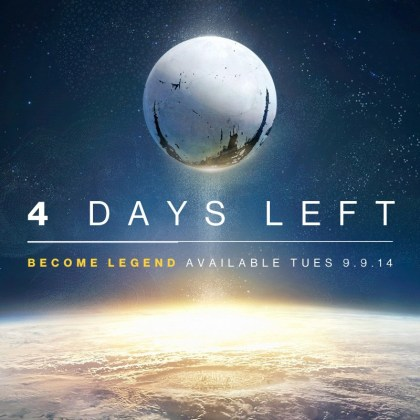 Destiny4days