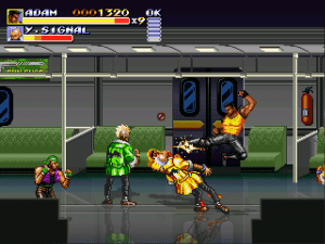 Streets of Rage Remake 01