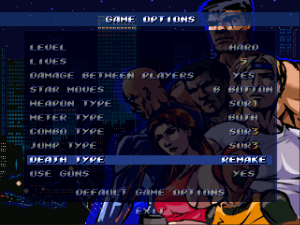 Streets of Rage Remake 03