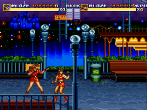 Streets of Rage Remake 04